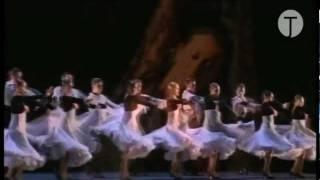 """Ballet Nacional de España """"Ángeles Caídos"""" y """"Suite Sevilla"""","""