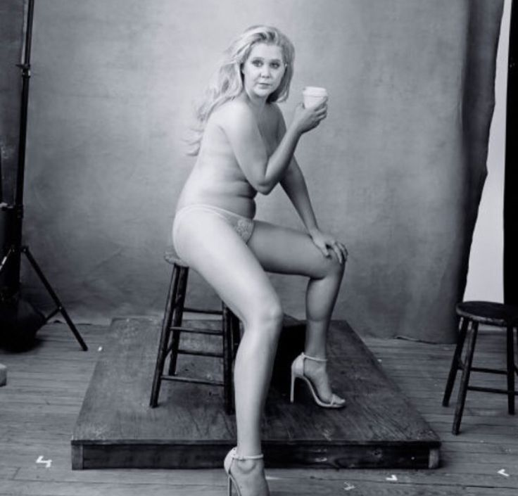 Amy Shumer, a Goddess
