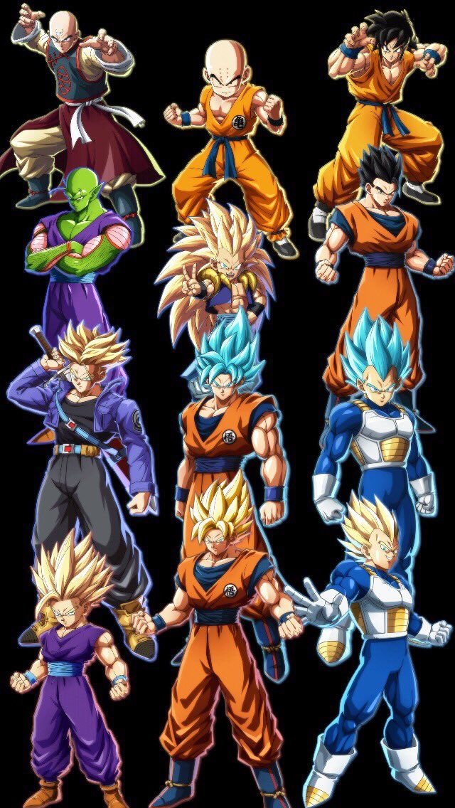 DragonBall Fighter Z! Just pre-ordered this game for my girlfriend Toni Zibert for Christmas! Looks like it's going to be a great game! Super excited! #songokukakarot