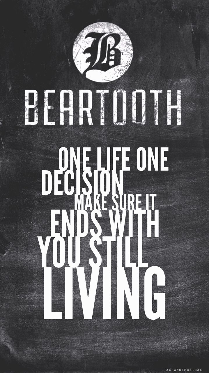 Body Bag - Beartooth love this song