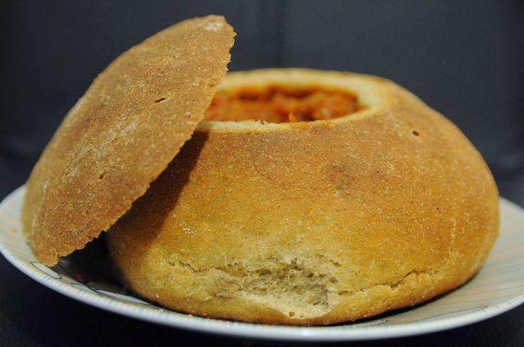 Miseczki chlebowe żytnio-orkiszowe