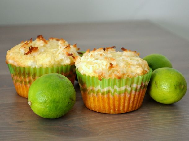 Coconut Key Lime Muffins : http://www.seriouseats.com/recipes/2013/01/coconut-key-lime-muffins-recipe.html#