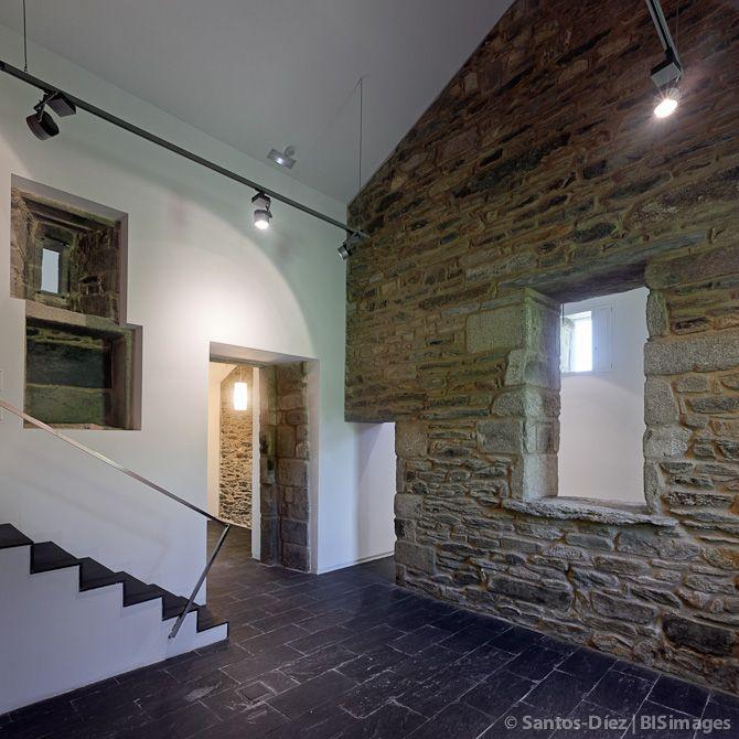 Centro de recepción de visitantes das Fragas do Eume | Sabín-Blanco Arquitectos | San Fiz, Monfero 2014 | Santos-Díez | BISimages
