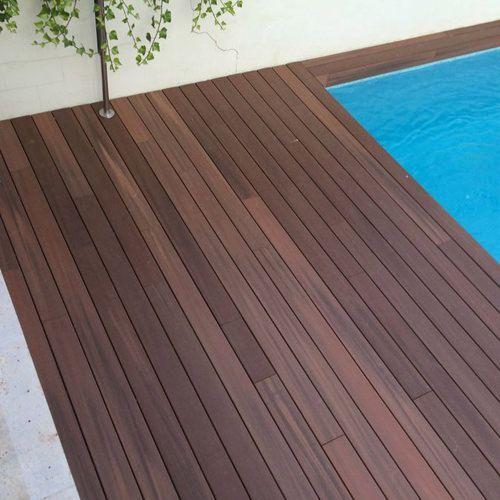 79 best tarimas de exterior images on pinterest balcony for Parquet ipe exterieur