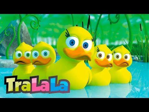 Rățuște cfxdxxxtele mele pe apă s-au dus - Cântece pentru copii | TraLaLa - YouTube