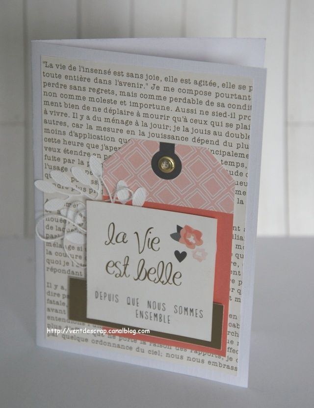 Une petite carte avec Christine B, ça vous dit ? - Page 4