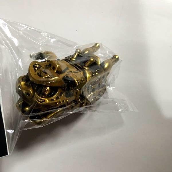 Wonder Festival Shi shi Gashira Gold Lion mask head One up figure F/S #Oneup