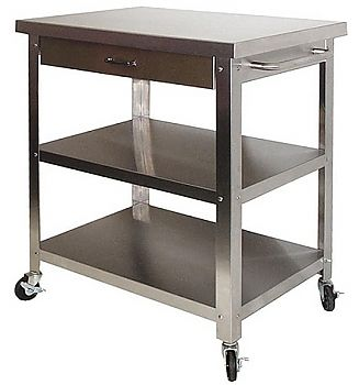 Stainless Steel Kitchen Carts