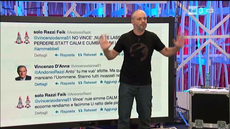 La classifica più divertente e più social della televisione italiana!