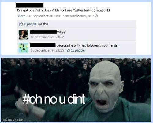 Voldemort followers