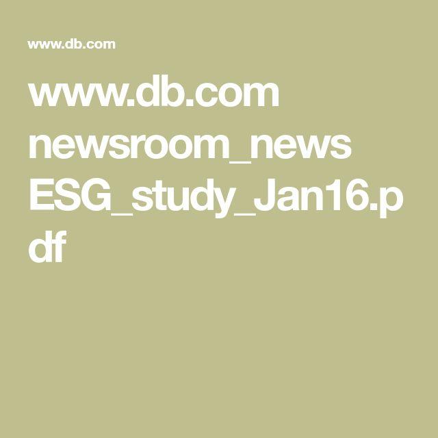 www.db.com newsroom_news ESG_study_Jan16.pdf