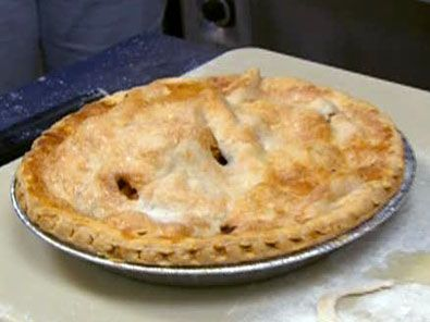 Get this all-star, easy-to-follow Apple Pie recipe from Robert Irvine
