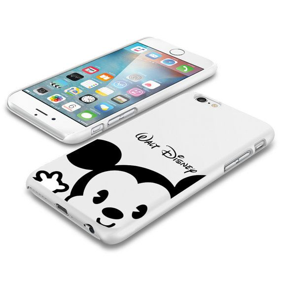 Disney Mickey Mouse Hard iPhone case 6 6s Plus 5 5S 5c  4 4S Samsung Galaxy S7 S6 S5 Note HTC One M9 Nexus 6P  LG G4 Sony Xperia Z5 P1