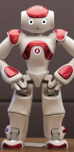 Aldebaran robots