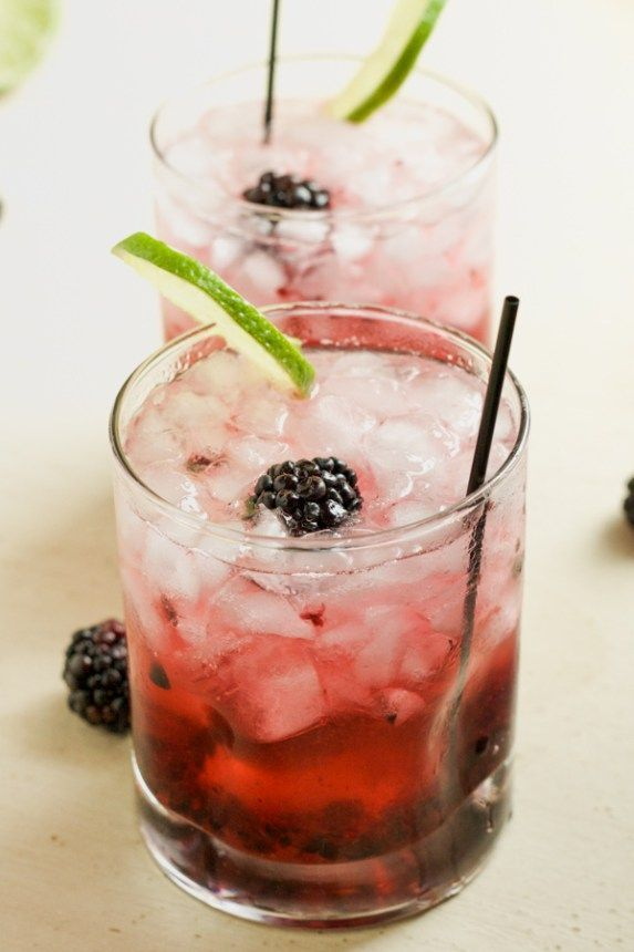 If you want a cocktail that is refreshing just in time for spring and summer, this blackberry mule will hit the spot. Give the traditional Moscow mule a simple update by adding fresh blackberries in with vodka and ginger beer. A squeeze of fresh lime is the final touch for this delightful drink recipe!