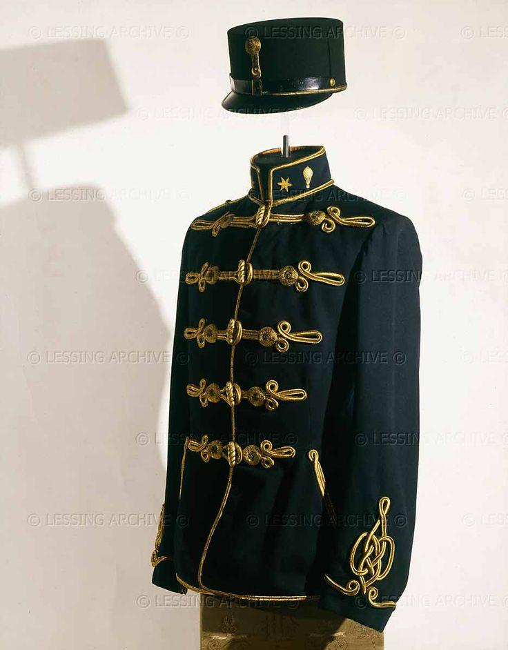 Old Military Uniform 121