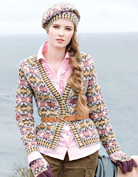 Verena Knitting Magazine – Top European Knitting Fashion