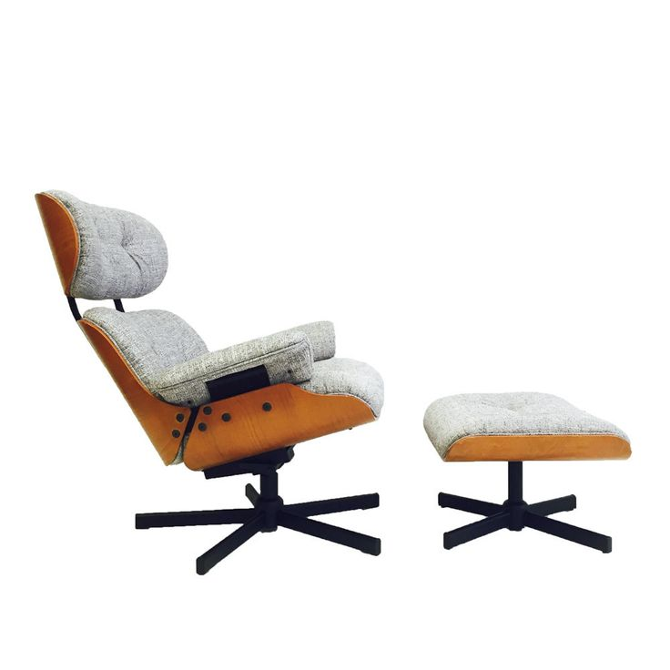 Eames Style Lounge Chair $895