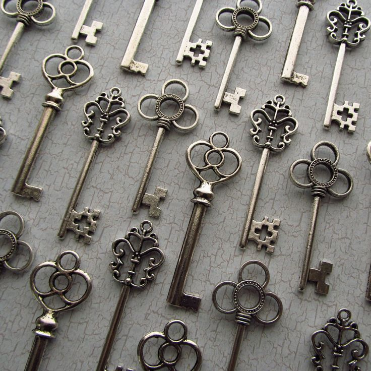 Dating skeleton keys