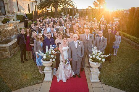 Beautiful garden wedding ! Walk down out 60ft isle to the man of your dreams! #sydneyweddingvenue #wedding #lauristonhouse #sydneywedding