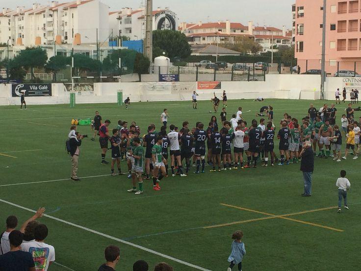 SENIORES - Resultado final #cascais #cascaisrugby #rugby   Cascais Rugby 27 X CDUL 23  SEMPRE A CRESCER, VIVA O CASCAIS!!!!