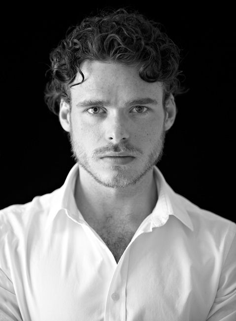 """""""To be totally honest, buying clothes is out of necessity. I have endless supplies of pants and socks because filming overruns and I don't have time to go to the laundrette so I end up buying more,"""" grins an infallibly dressed Richard Madden."""