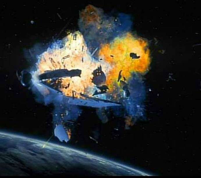 space shuttle atlantis explosion - photo #37