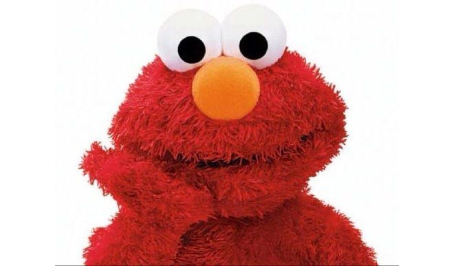 Boyfriend Birthday Gift Ideas: Elmo Loves You!
