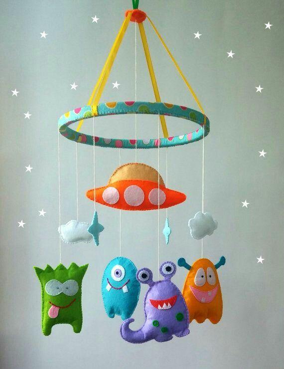 The spaceship is cute! More alien designs