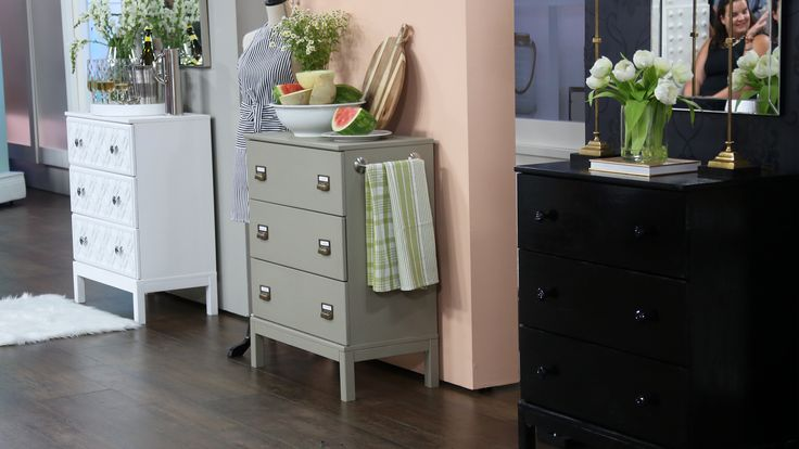 Proof that this one versatile dresser can work in every space | The Marilyn Denis Show . September 28, 2017