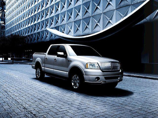 2007 and 2008 Pickup Trucks: 2007 Lincoln Mark LT Truck