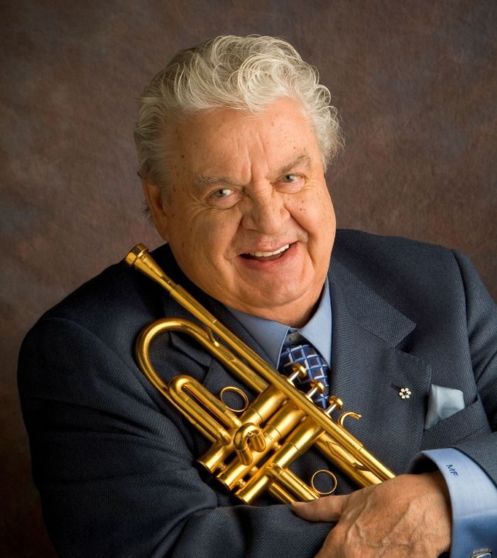 Maynard Ferguson is a Canadian jazz trumpeter known for his stratospheric playing in high octaves. I hold the opinion that he is the greatest trumpet player of all-time.