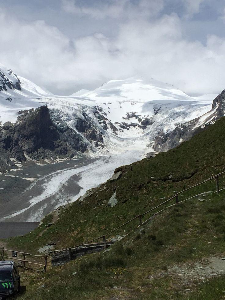 Grossglockner Oostenrijk gletsjer
