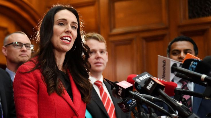 New Zealand Political Leader Quizzed On Whether She'll Have Kids