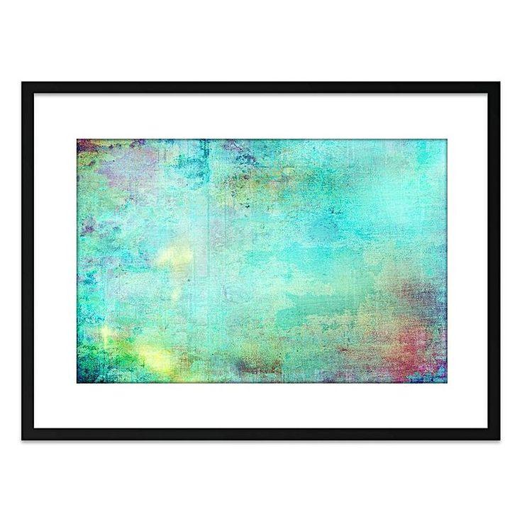 Cielo Landscape Framed Print