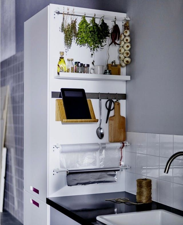 A Clever Storage Idea For Small Kitchens | Apartment Therapy Part 40