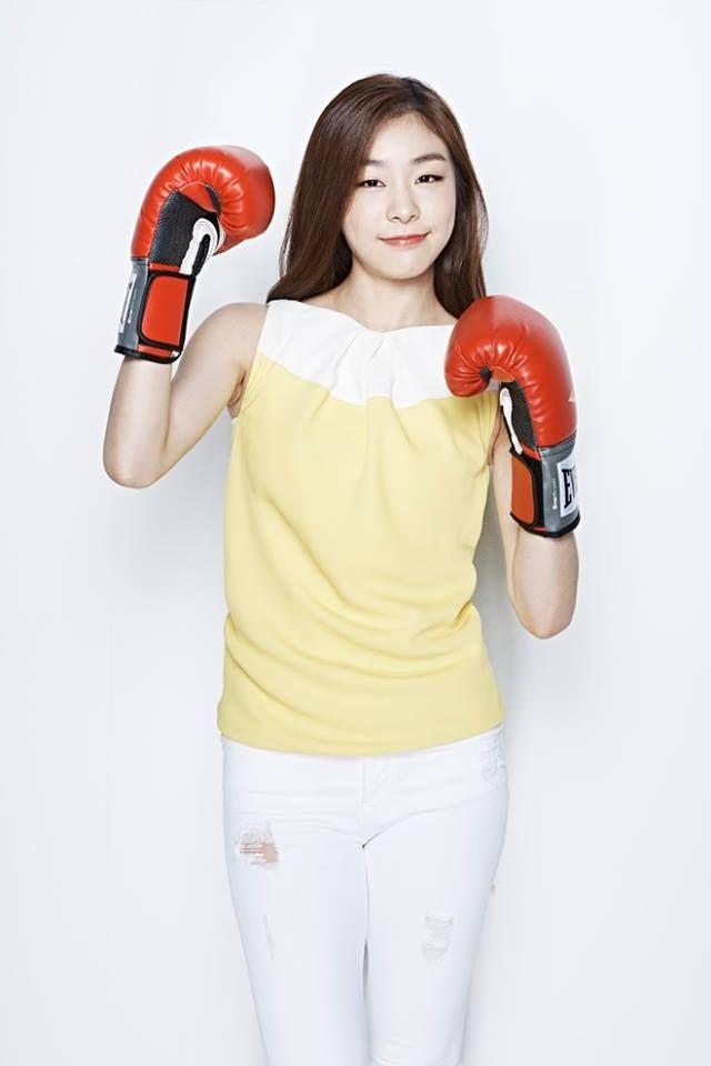 Kim Yuna 김연아 SKT 촬영 미공개컷 17p