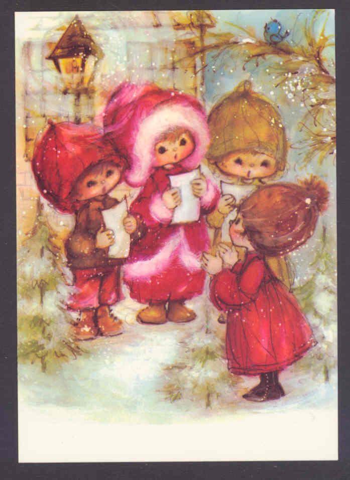 BETSEY CLARK postcard | eBay
