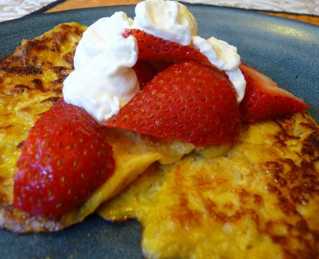 Eat Like Your Grandma: How Do You Make Gluten-Free Pancakes that Actually Taste Good?  These are soooo easy to make!