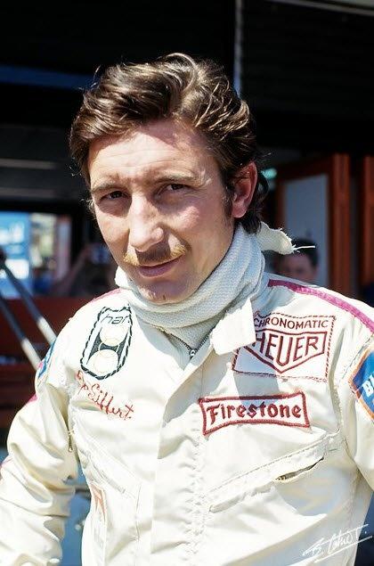 Jo Siffert, March-Ford, #14, (DNQ) Spanish Grand Prix, held at the Jarama circuit, 1970.