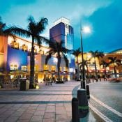 5 minutes from Gateway Theatre of Shopping