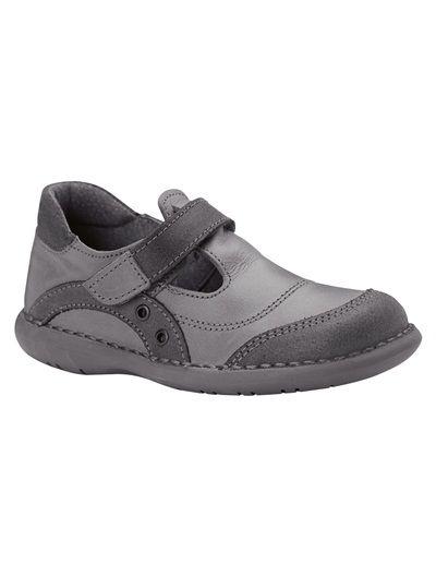 Chaussures basses cérémonie garçon SABLE+GRIS - vertbaudet enfant 43 euros