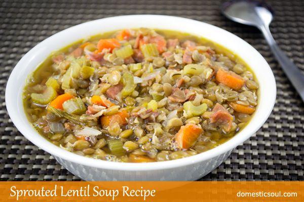 about GF Lentil Recipes on Pinterest | Lentil salad, Lentil burgers ...