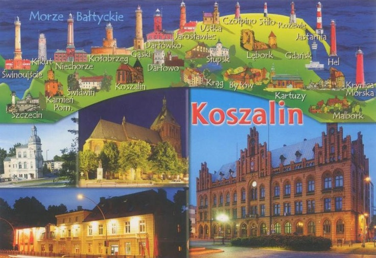 Koszalin, Poland.