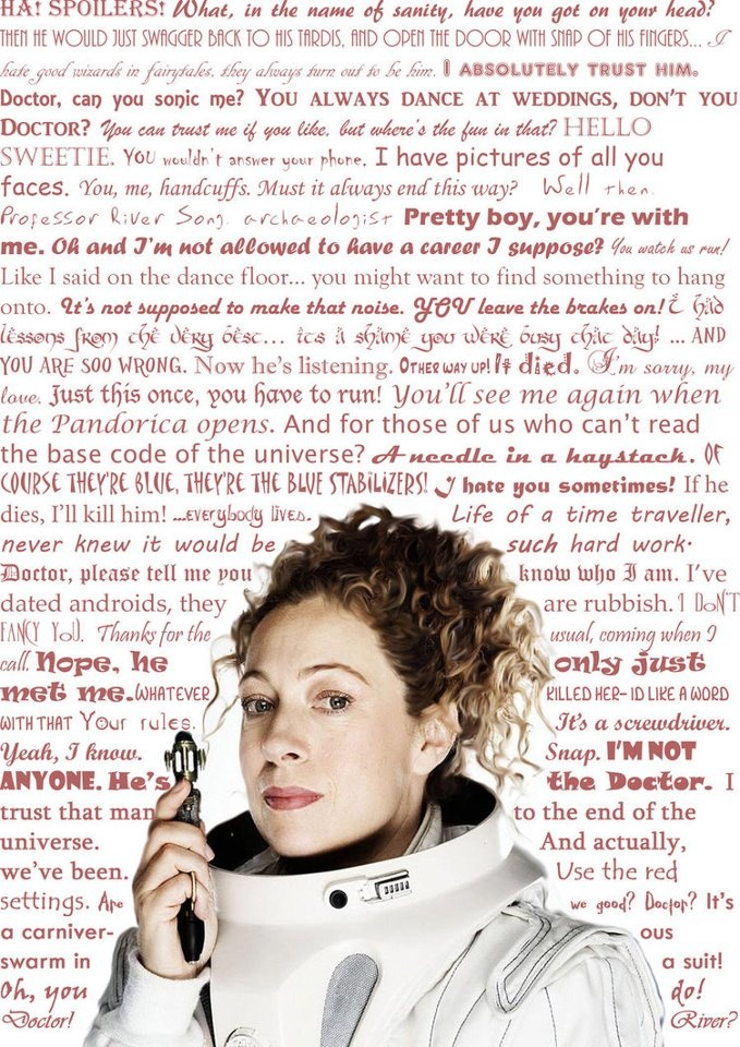 river song and the doctor relationship
