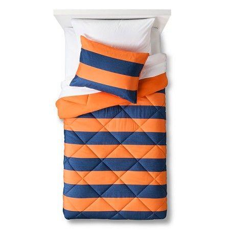 44 Best Orange Bedding Images On Pinterest Comforter