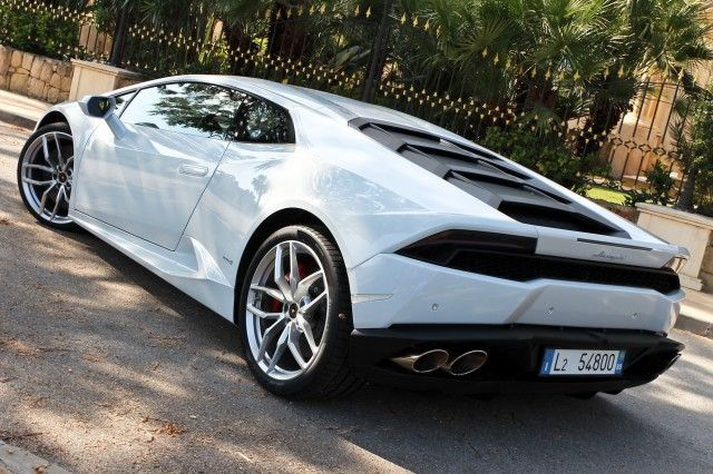 First drive: The new Lamborghini Huracan is a next level supercar. Click to find out why....