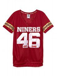 So want this!!! San Francisco 49ers - Victoria's Secret