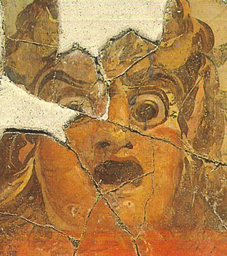 Casa di augusto colle palatino roma gli affreschi 28 a for Registrare gli stili di casa