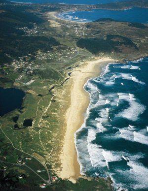 Playa de Doniños, Galicia - Rías Gallegas, ruta por el Golfo Ártabro  Spain